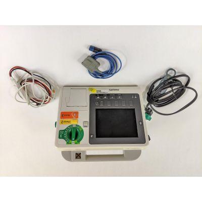 Philips HeartStart XL+ | Ref 861290 | OPT KEY: B18EF5D95 | Defib Monitor
