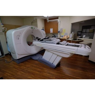 GE Discovery 750HD 64-128 Slice CT Scanner GSI Gemstone Spectral Imaging 2009-15