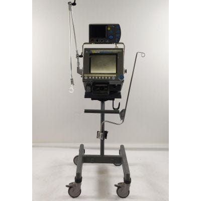 Respironics Esprit V1000 Ventilator w/ Nico 2 Cardiopulmonary Monitor