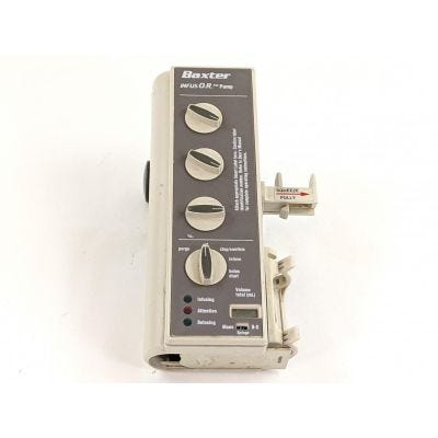 Baxter InfusO.R. IV Infusion Pump | 30 Day Guarantee | InfusOR