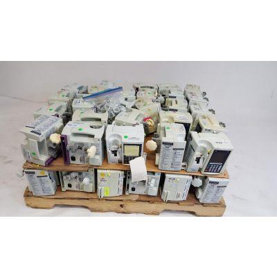 Abbott Hospira Plum A+ IV Infusion Pump   Lot of 50 Pumps