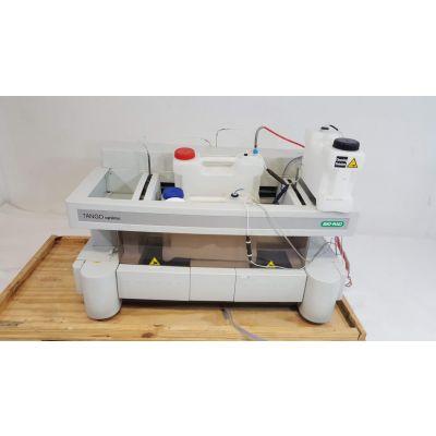 Bio-Rad Tango Optimo 9142400000 Automated Blood Analyzer W/ Computer & More