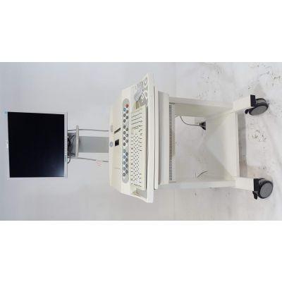 GE Case P2 Series Computer Stress Test System Console   ECG EKG