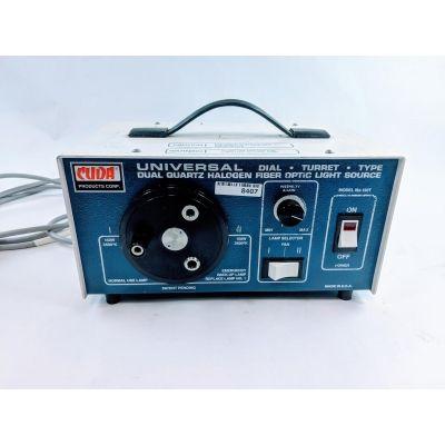 Cuda Products M2-150 Universal Dual Quartz Halogen Fiber-Optic Light Source