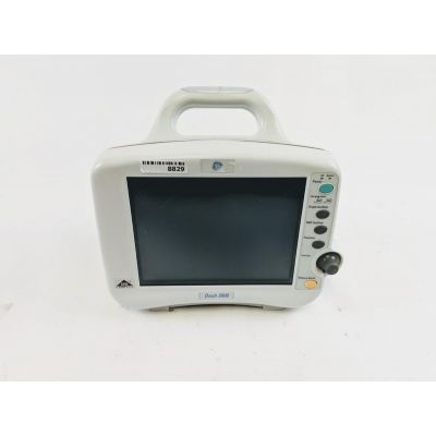 GE Dash 3000 | CO2, SPO2, NBP, ECG, (2) BP, temp/CO, printer | Patient Monitor