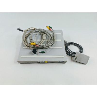 VIASYS 040C001 Teca Synergy EMG/EP Neurodiagnostic Console 5CH