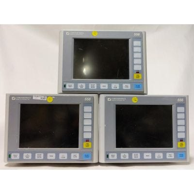 Lot of 3 Corometrics 556 NICU 0556DA001 | Patient Monitor | NIBP, SpO2, ECG