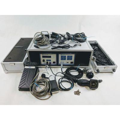 ATMOS Strobo 21 LED   CAM 31 Camera   ENT Stroboscopy Diagnostic System