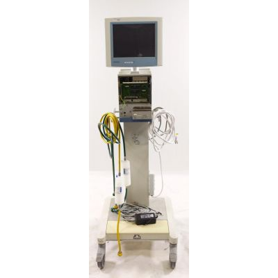 Drager Babylog 8000 Plus with Monitor | 8418097 | Ventilator Parts