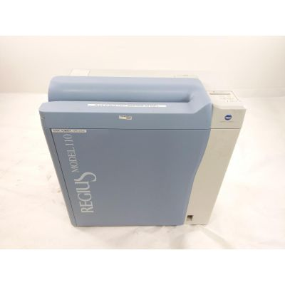 Konica Minolta Regius 110 CR Reader Direct Digitizer MFG 2013