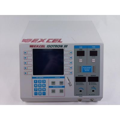 Excel Isotron III ISO-3 Electrotherapy Machine