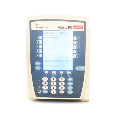 Alaris Carefusion 8000 Point of Care Unit - Infusion Pump