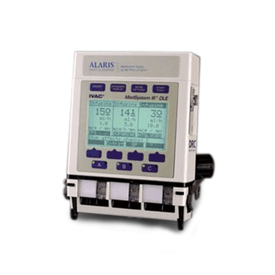 Alaris CareFusion MedSystem III (2860, 2863, 2865) - Infusion Pump
