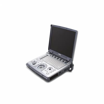 GE Logiq E NextGen Portable Ultrasound Machine | Rev. 9 | GE 12L-RS Linear Array Transducer | 2014 | 30 Day Warranty