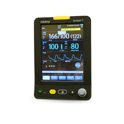 Mindray Datascope Accutorr 7 Vital Signs Monitor