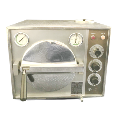 Pelton Crane Omniclave - Autoclave Manual Sterilizer