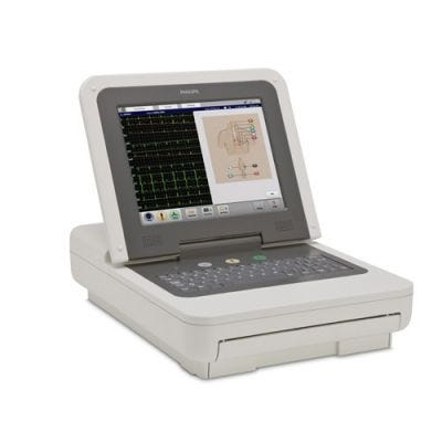 Philips Pagewriter TC50 ECG Machine