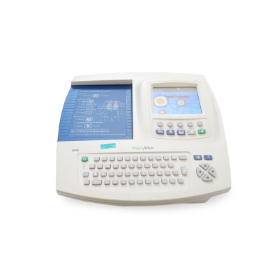 Welch Allyn CP 200 ECG Machine