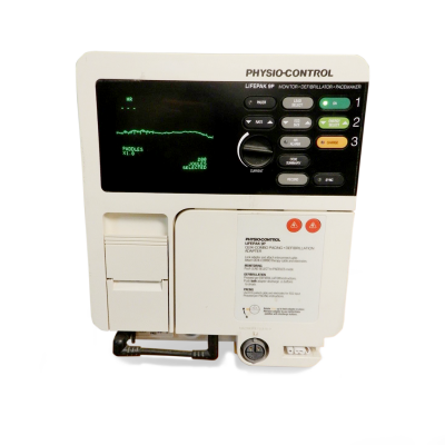 Physio Control Lifepak 9 Defibrillator