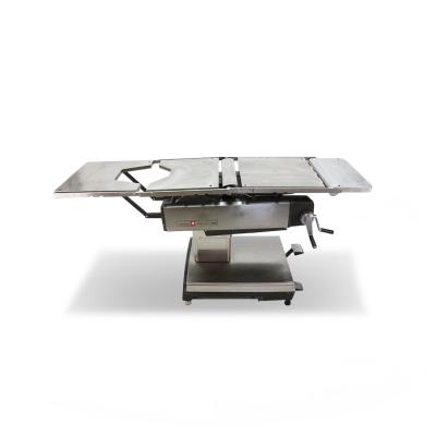 Steris Amsco 2080M Manual Surgical Table