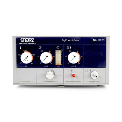 Storz N2O Endoflator 26411120 Insufflator