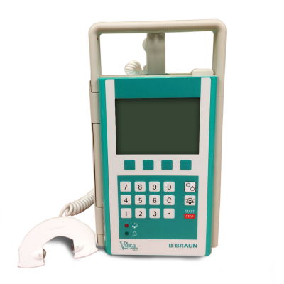 B Braun Vista Basic Infusion Pump