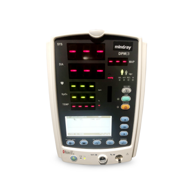 Mindray Datascope DPM3 Vital Signs Monitor
