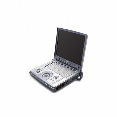 GE Logiq E NextGen Portable Ultrasound Machine | Rev. 9 | GE 12L-RS Linear Array Transducer | 2014 | 30 Day Warranty