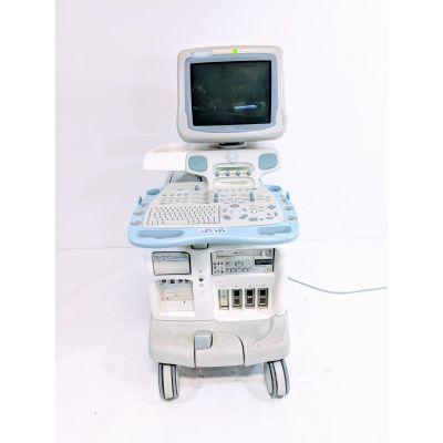 GE Vivid 7 Expert Ultrasound Machine | MFG 2003 | M3S, 10L Probes