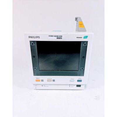 Philips M3046A M3 Patient Monitor For Parts